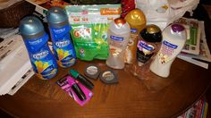 $10.96 total for all items! Cvs 1/28
