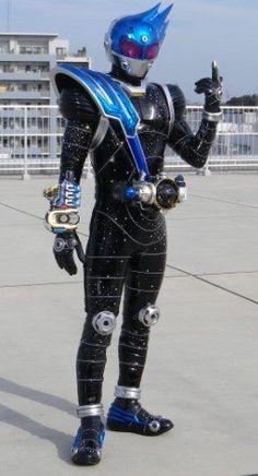 KR Meteor from Kamen Rider Fourze