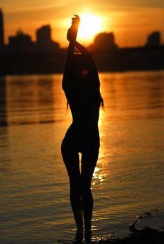 Nature, water, sun, light...