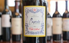 The Name Says It All - Cupcake Vineyards Red Velvet - Reverse Wine Snob™.  www.reversewinesn...   #winelover