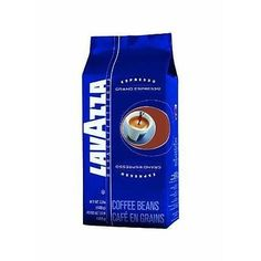 cool Lavazza Grand Espresso - Whole Bean Coffee 2.2-Pound Bags (Pack of 2) New - For Sale View more at http://shipperscentral.com/wp/product/lavazza-grand-espresso-whole-bean-coffee-2-2-pound-bags-pack-of-2-new-for-sale/