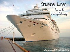 Your go-to cruising dictionary - from bow to windward. We've got your cruising lingo covered!
