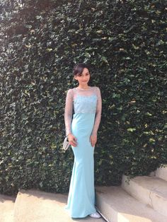 Baby Blue Dresses, Formal Dresses, Wedding Dresses, Fashion, Dresses For Formal, Bride Dresses, Moda, Bridal Gowns, Formal Gowns