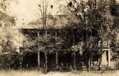 In early frontier Eufaula, Alabama, there were but few stores in the town, and not many dwellings, all of them were constructed of rough logs. Up to the winter of 1834 there was not a frame building in the place. ... Read More