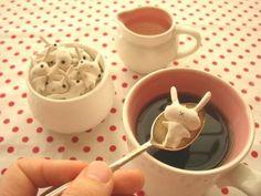 bunny sugar cubes