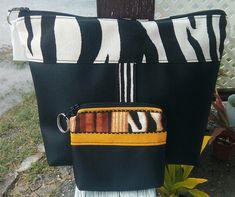 #cosmeticbag #coinpurse Cosmetic Bag, Messenger Bag, Coin Purse, Satchel, How To Make, Bags, Fashion, Handbags, Moda
