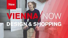 """In this edition of VIENNA / NOW Chris Cummins visits the international design fair """"Blickfang"""", at the MAK, the Austrian Museum for Applied Arts and we go sh."""