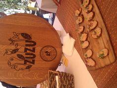 Another great culinary partner Zuzu! #ANV13