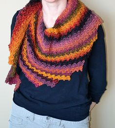 Ravelry: Project Gallery for Hitchin' a Ride pattern by Sharon Cheek