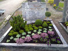 Grabbepflanzung | Blumen Bindekunst Sieg :: Bruchsal