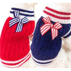 Navy Pet Dog Clothes Warm Sweater Puppy Coat Winter Outfit For Dog Chihuahua Clothes Dog Sweater Coat for Small Pet Knit Dog Sweater, Dog Sweaters, Winter Sweaters, Chihuahua Clothes, Pet Clothes, Winter Outfits, Puppy Coats, Dog Pajamas, Dog Jacket