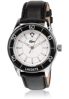 Lacoste Female Opio Watch  2000564 Black Analog Sale price. $96.95