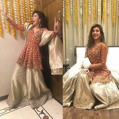 6 errors couples Make while planning A commitment ceremony Pakistani Wedding Outfits, Pakistani Dresses Casual, Pakistani Bridal Dresses, Pakistani Wedding Dresses, Pakistani Dress Design, Indian Dresses, Indian Outfits, Pakistani Clothing, Elegant Dresses