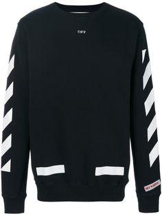 Off-White diagonals sweatshirt