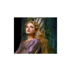 Taylor-Swift-Disney-Rapunzel.jpg (364×307) ❤ liked on Polyvore featuring disney, pictures, taylor swift and people
