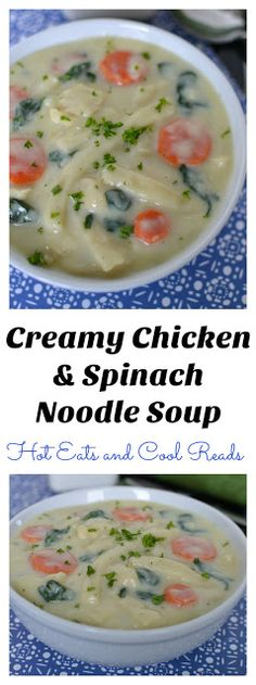 Such a great comfort food for fall and winter! This soup is packed with tons of…