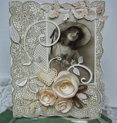 Nellies Nest: Feeling A Bit Shabby Today...Shabby Chic That Is