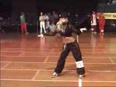 hip-hop world championships 2005 - place - Nika Kljun Nika Kljun, Hip Hop World, 1 Place, World Championship, Slovenia, Dance, Music, Dancing, Musica