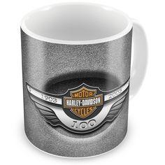 Caneca Personalizada Harley Davidson History - ArtePress - Brindes em Almofadas, Canecas, Copos, Squeeze