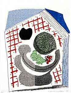 Homemade Prints : Graphics : Works | David Hockney