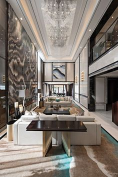 Luxury Hotel and Lobby Design Inspiration Luxury Home Decor, Luxury Interior Design, Interior Architecture, Luxury Homes, Lobby Interior, Interior Modern, Kitchen Interior, Lobby Design, Design Hotel