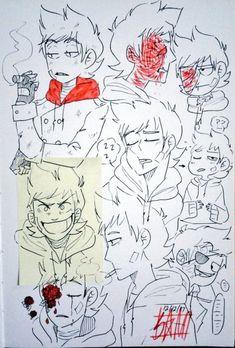 Eddsworld red leader | Tumblr