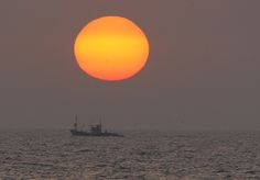 2011-12-15 Sunset in Goa India