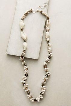 Pentimento Silk Necklace #anthropologie