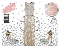 """""""Starry Eyed"""" by fansplosion ❤ liked on Polyvore featuring Jenny Packham, Jane Iredale, Gucci and starryeyed"""