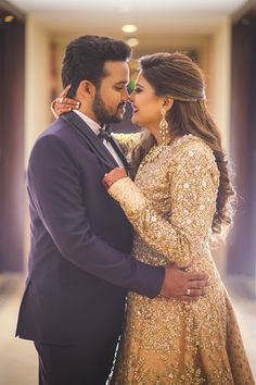 """Anuj Chheda """"Foram and Mohit"""" Love Story Shot - Bride and Groom in a Nice Outfits. Couple Wedding Dress, Wedding Couple Photos, Wedding Couples, Wedding Ideas, Indian Wedding Poses, Indian Wedding Receptions, Wedding Mandap, Wedding Stage, Indian Wedding Couple Photography"""