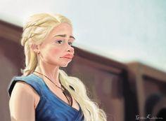Emilia Clarke - Khaleesi