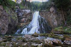 Gollinger Wasserfall Salzburg