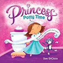 Children's Board Books - Princess Potty Time