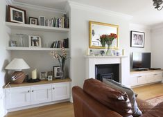 Living room design by Noel Dempsey