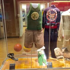 Check out this old school Boston Celtics jersey and get up, lol!  Crazy how fashion has changed over the years including the NBA.  #nba #bostonceltics #boston #celtics #clover #basketball #halloffame #history #socks #green #white #newengland #massachusetts #sportshistory #interesting