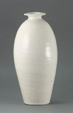 Bernard Leach (British, 1887-1979), A bottle Vase, circa 1965