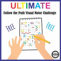 ultimate-follow-the-path-visual-motor-challenge