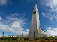 Igreja Luterana de Hallgrimur – Islândia