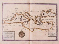 Ottoman view of Europe 1600s