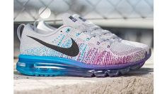 Nike Flyknit Air Max 'Wolf Grey