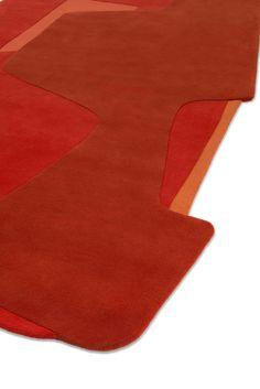 Memorabilia Assam by Rodolfo Agrella Edition Two, Tai Ping. #Handtufted #handmade #rug, 100% #wool