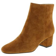 c3e2e70ff15 Bettye Muller Womens Candid Suede Booties Ankle Boots