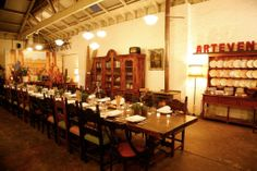 arteveneta - Ed Dixon Food Design Catering Wedding Venues Melbourne Venues Christmas Parties