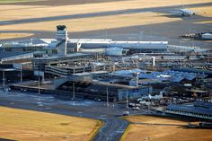 Christchurch Airport by geoftheref, via Flickr