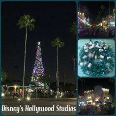 #Christmas tree at Disney's #HollywoodStudios. :) #waltdisneyworld