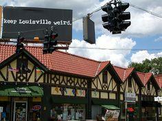 Keeping Louisville Weird: The Highlands Neighborhood