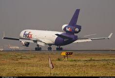 FedEx - McDonnell Douglas MD-11(F) N579FE 48470 Mumbai Chhatrapati Shivaji Int'l - VABB