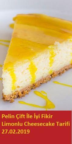 Good Idea Lemon Cheesecake Recipe with Pelin Çift Easy Sausage Recipes, Easy Pasta Recipes, Pasta Salad Recipes, Pie Dessert, Dessert Recipes, Desserts, Lemon Cheesecake Recipes, Healthy Pasta Salad, Recipe 30