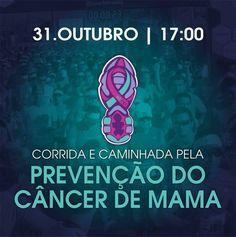 Corrida de Prevenção do Câncer de Mama.   CorreCamilaCorreCamila