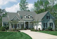 amerikanisches haus architecture pinterest amerikanische h user traumh user und h uschen. Black Bedroom Furniture Sets. Home Design Ideas
